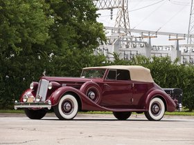 Ver foto 1 de Packard Twelve Victoria Convertible by Dietrich 1936