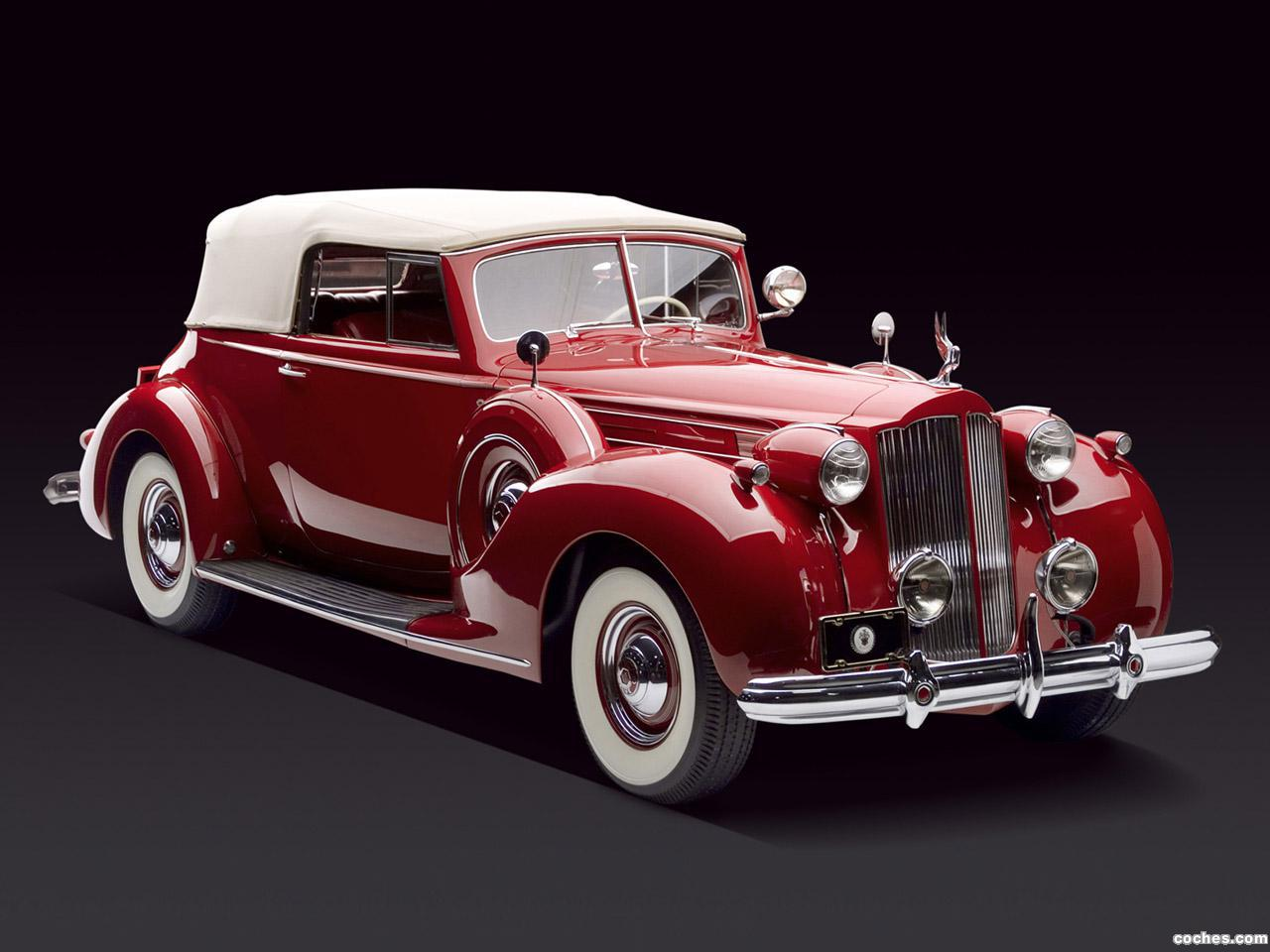 Foto 0 de Packard Twelve Victoria Convertible 1938