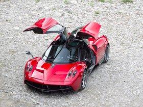 Ver foto 43 de Pagani Huayra 2011