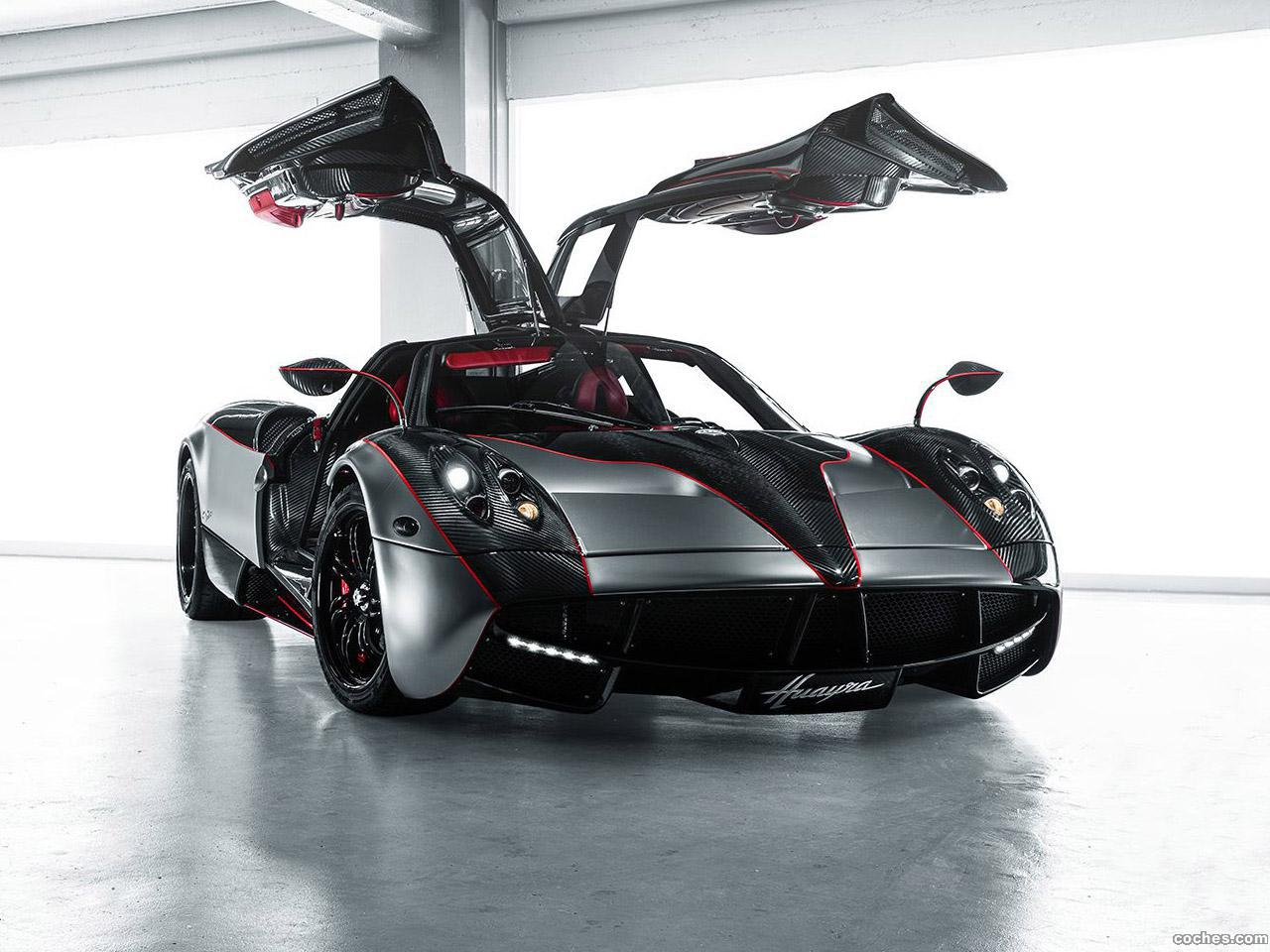 Foto 0 de Pagani Huayra SS Customs 2015