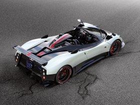 Ver foto 4 de Pagani Zonda Cinque Roadster 2010