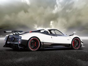 Ver foto 3 de Pagani Zonda Cinque Roadster 2010