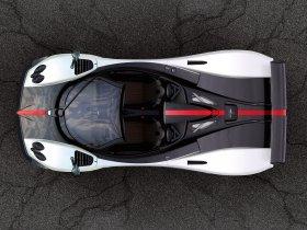 Ver foto 2 de Pagani Zonda Cinque Roadster 2010