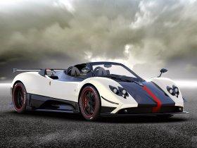 Ver foto 1 de Pagani Zonda Cinque Roadster 2010