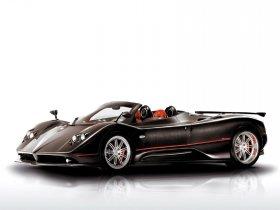 Ver foto 3 de Pagani Zonda F Roadster 2006