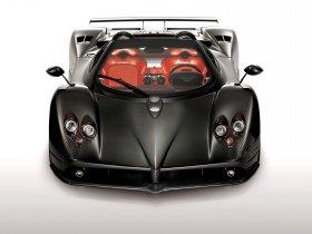 Ver foto 2 de Pagani Zonda F Roadster 2006