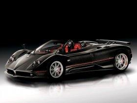 Ver foto 1 de Pagani Zonda F Roadster 2006