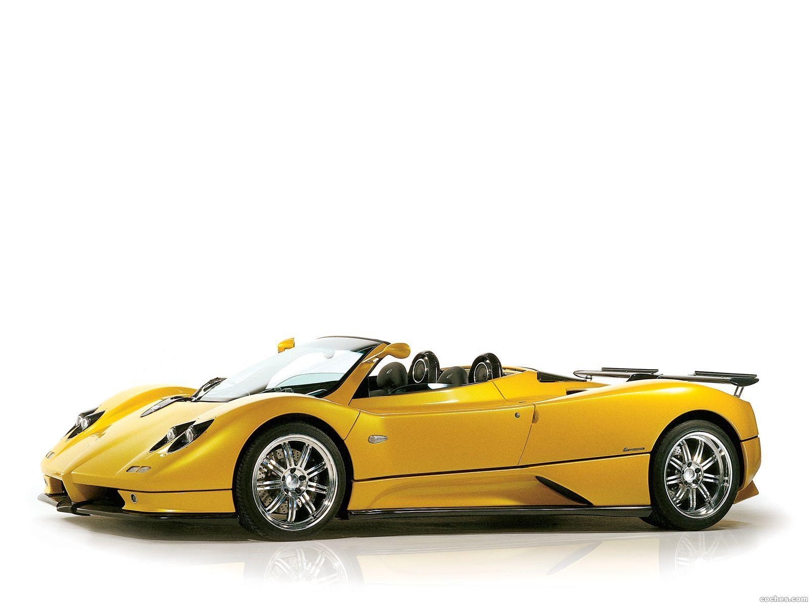 Foto 0 de Pagani Zonda Roadster 2003
