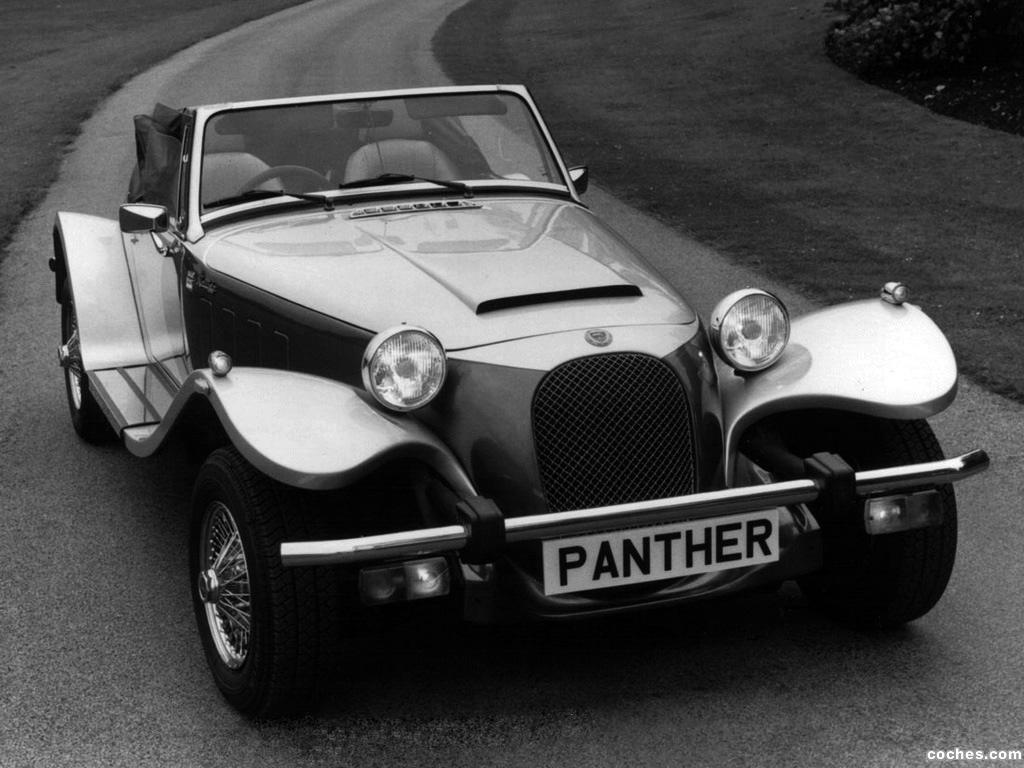 Foto 0 de Panther Kallista 1982