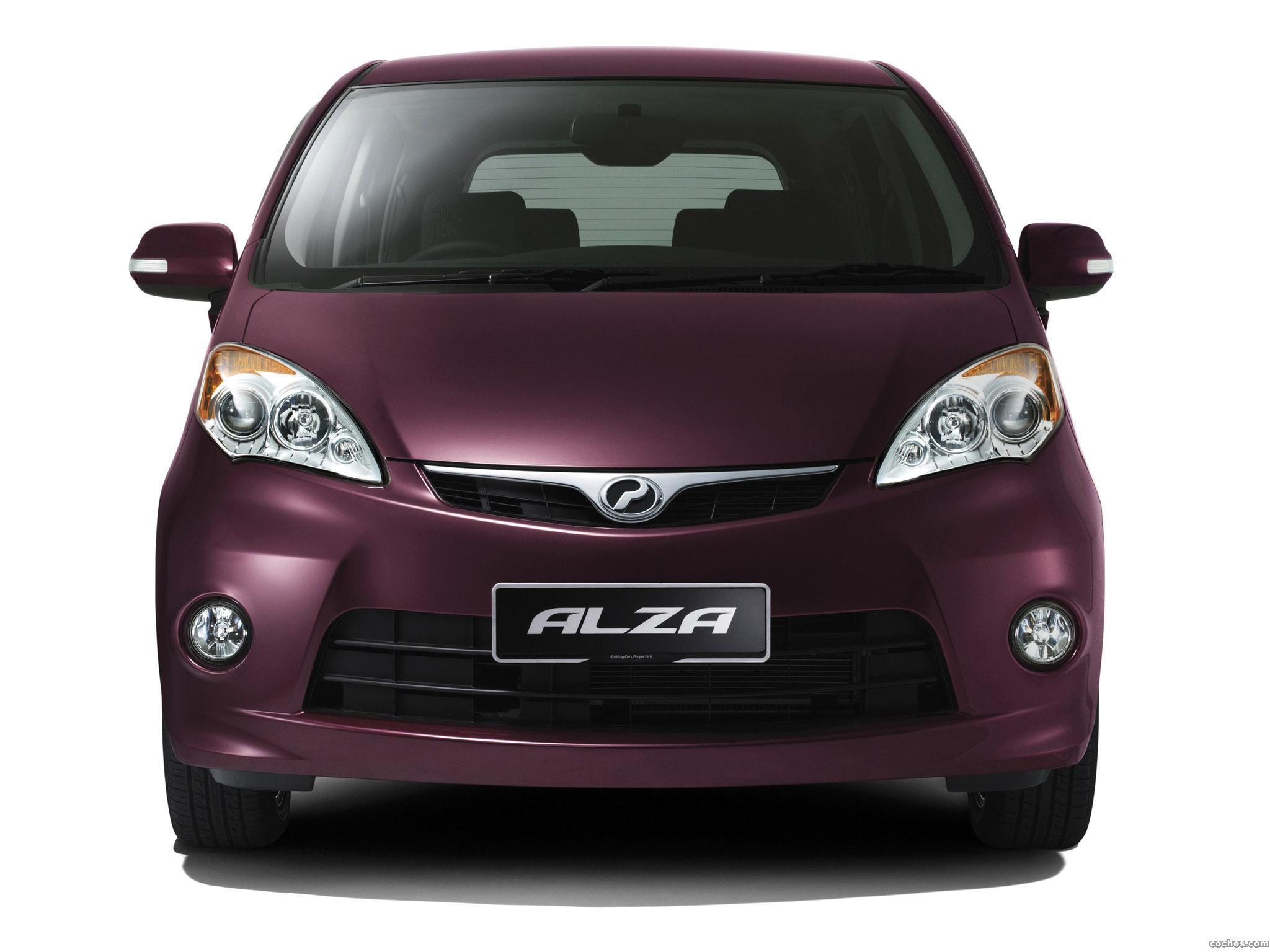 Foto 3 de Perodua Alza 2010