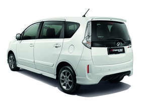 Ver foto 2 de Perodua Alza Advanced 2009