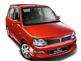 Ver foto 1 de Perodua Kelisa  2001