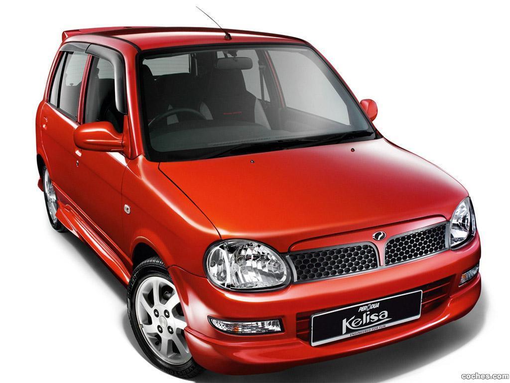Foto 0 de Perodua Kelisa  2001