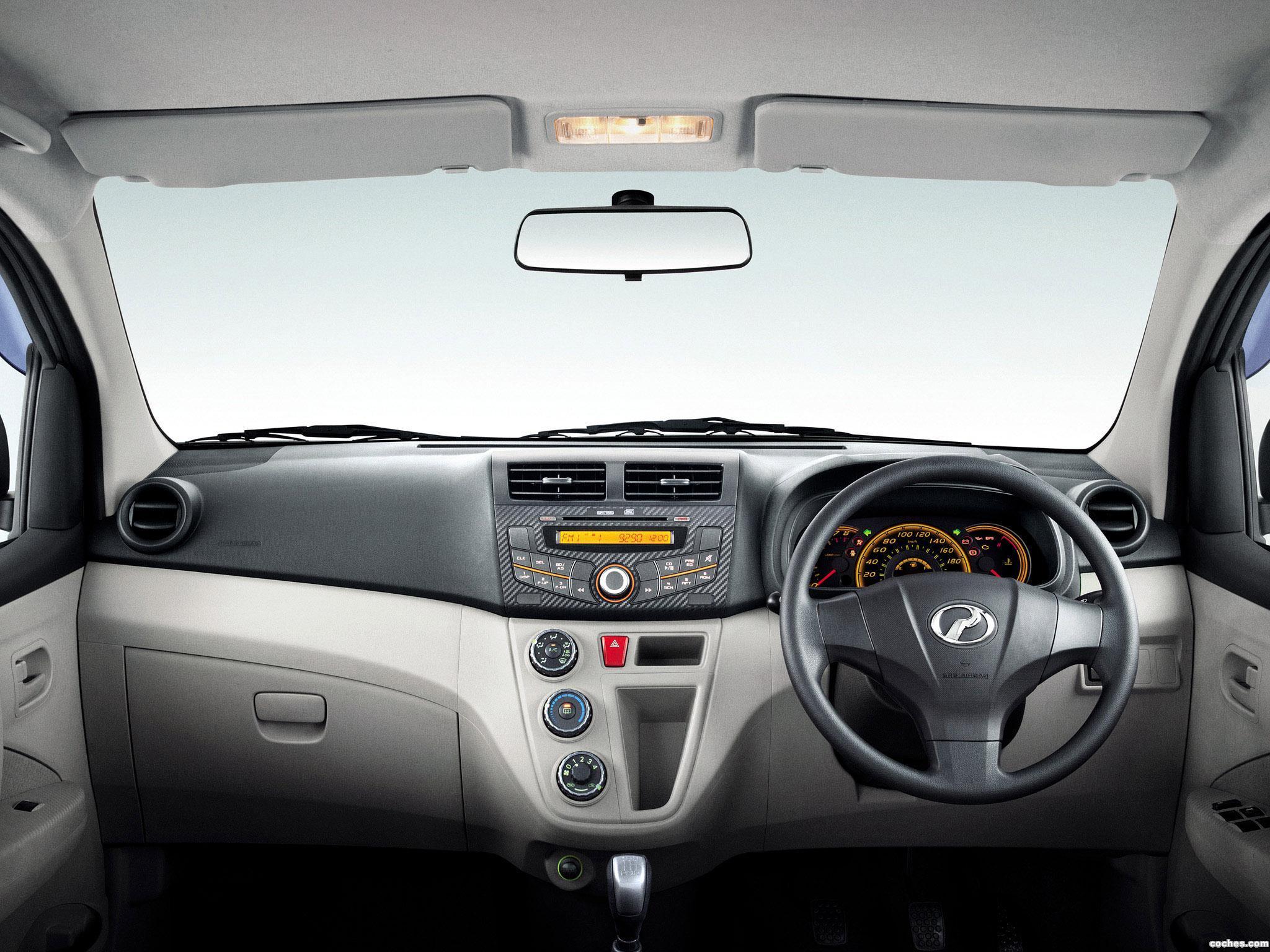 Foto 12 de Perodua MyVi 2011