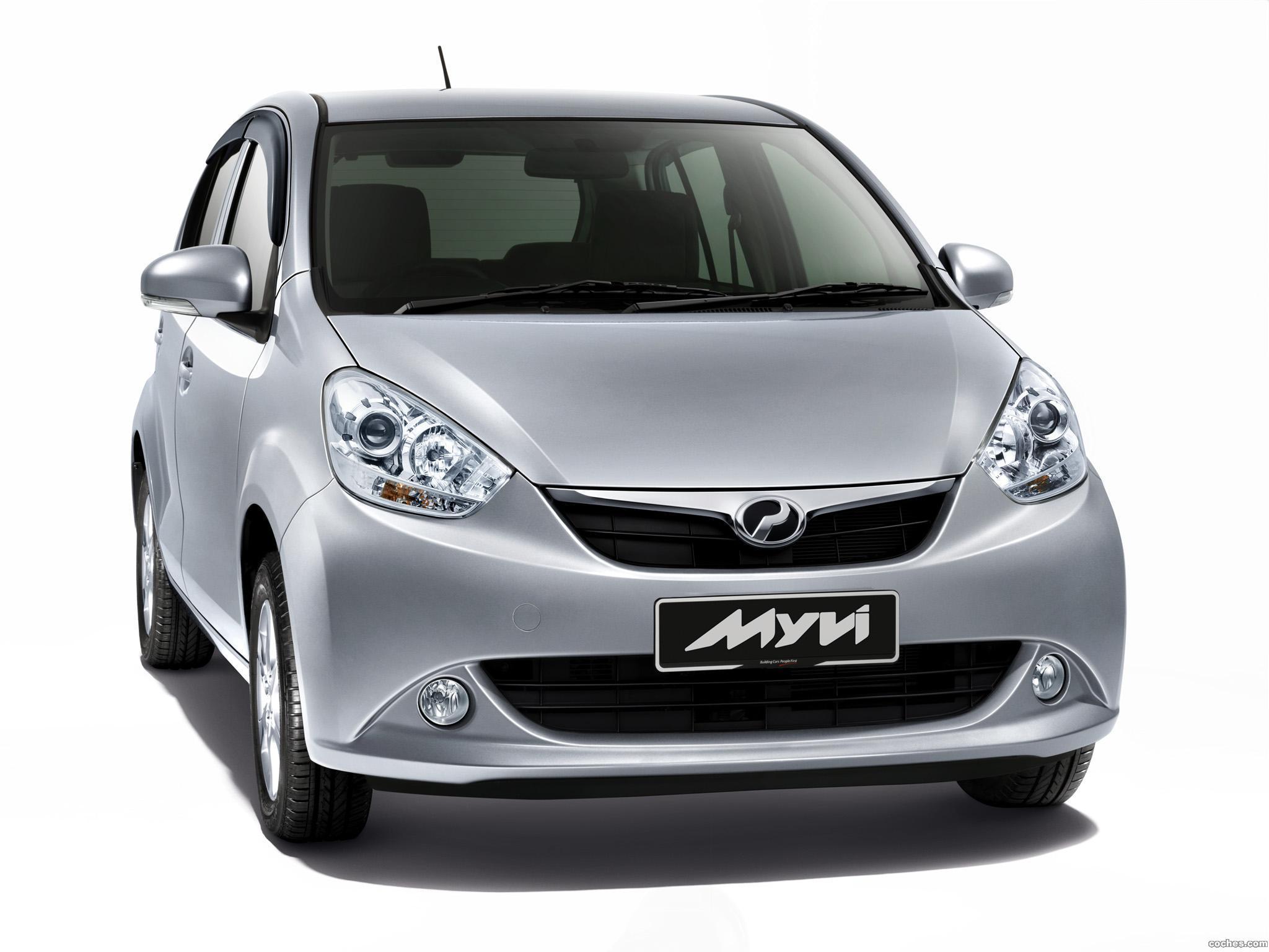 Foto 1 de Perodua MyVi 2011