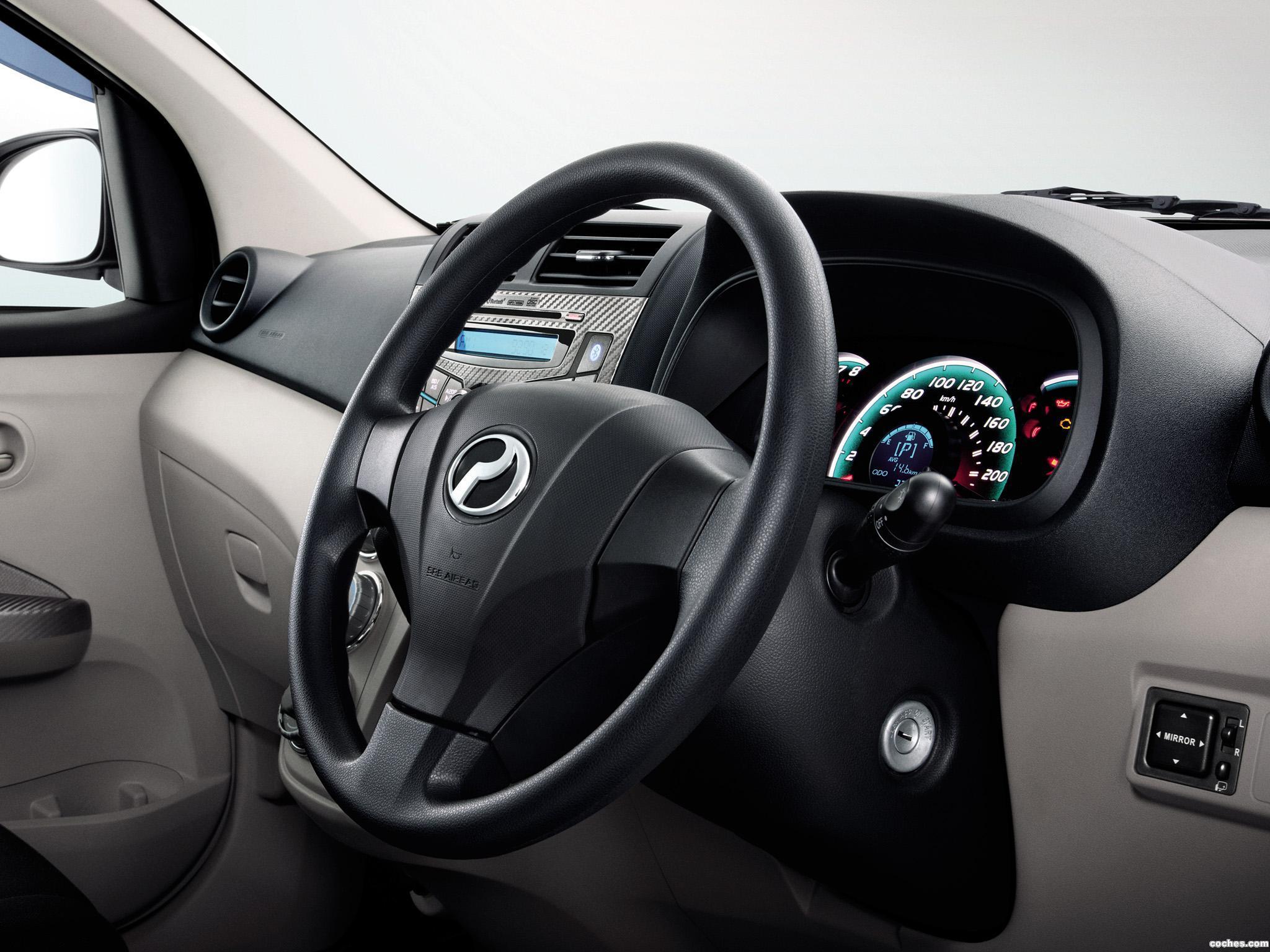 Foto 11 de Perodua MyVi 2011