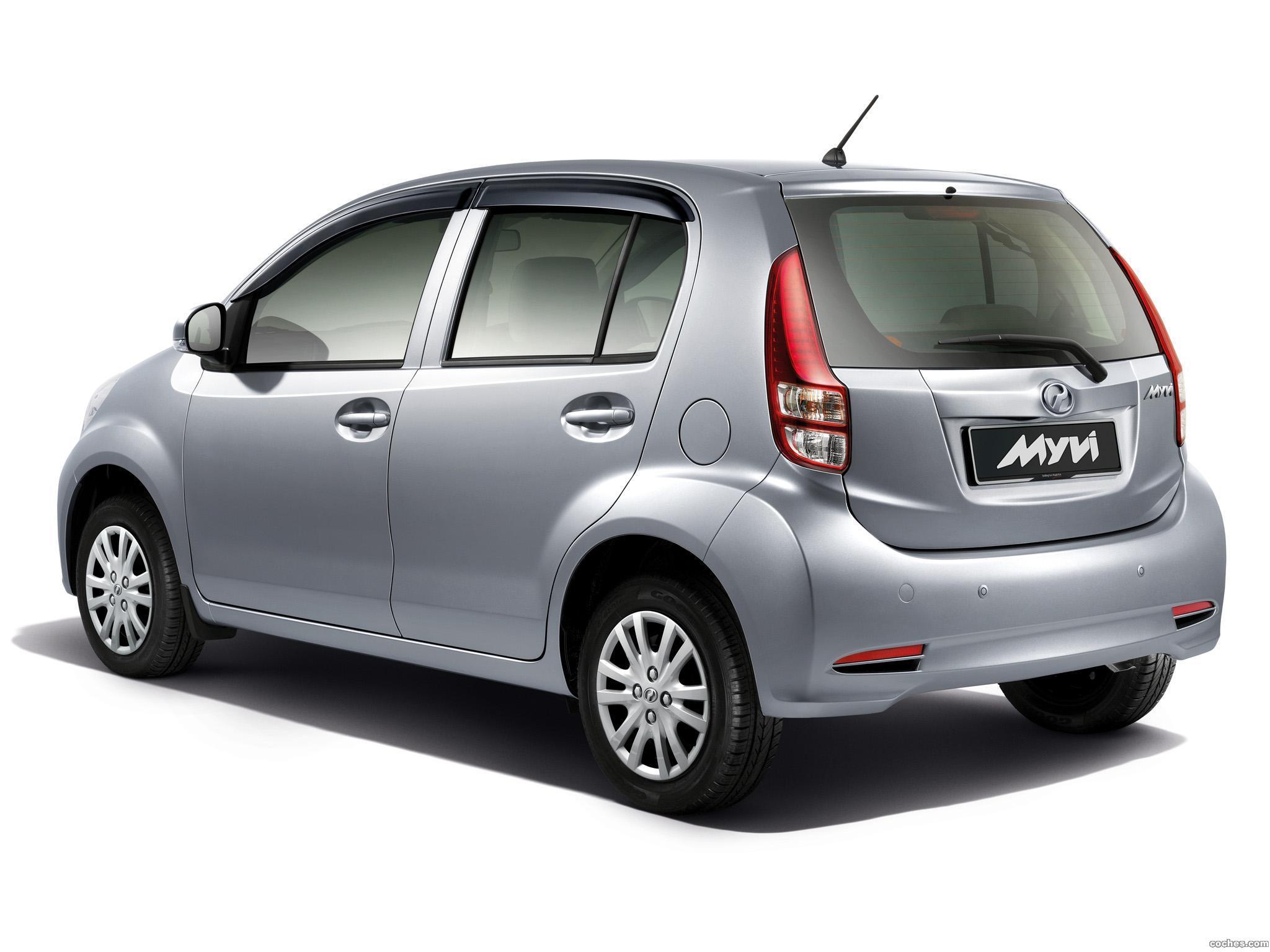 Foto 8 de Perodua MyVi 2011