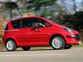Ver foto 22 de Peugeot 1007 2005