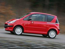 Ver foto 21 de Peugeot 1007 2005