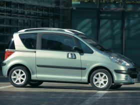 Ver foto 8 de Peugeot 1007 2005