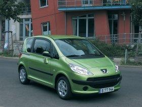 Ver foto 28 de Peugeot 1007 2005