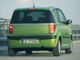 Ver foto 27 de Peugeot 1007 2005