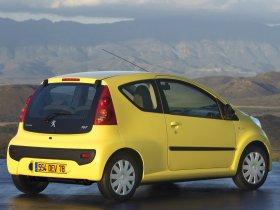 Ver foto 5 de Peugeot 107 2005