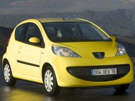 Ver foto 11 de Peugeot 107 2005