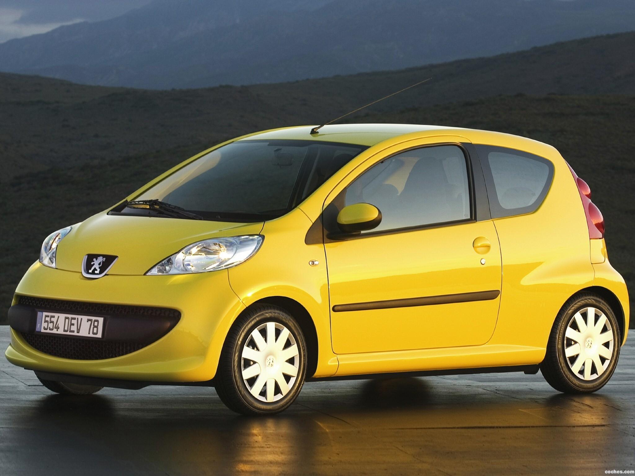 Foto 0 de Peugeot 107 2005