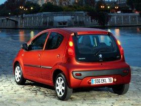 Ver foto 3 de Peugeot 107 5 puertas Facelift 2008