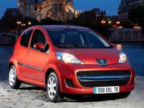 Ver foto 2 de Peugeot 107 5 puertas Facelift 2008