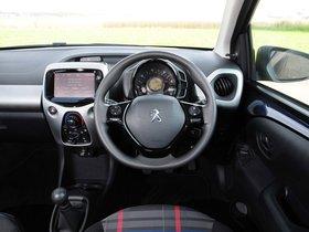 Ver foto 7 de Peugeot 108 3 puertas UK 2014