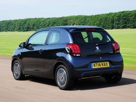 Ver foto 5 de Peugeot 108 3 puertas UK 2014