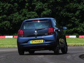 Ver foto 3 de Peugeot 108 3 puertas UK 2014
