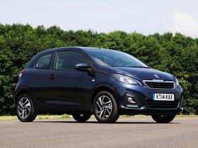 Ver foto 2 de Peugeot 108 3 puertas UK 2014