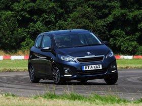 Ver foto 1 de Peugeot 108 3 puertas UK 2014