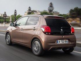Ver foto 40 de Peugeot 108 TOP 5 puertas 2014