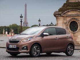Ver foto 38 de Peugeot 108 TOP 5 puertas 2014