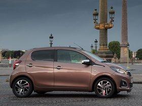 Ver foto 36 de Peugeot 108 TOP 5 puertas 2014