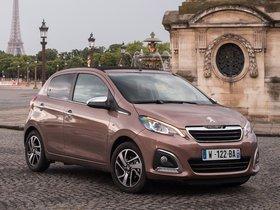 Ver foto 29 de Peugeot 108 TOP 5 puertas 2014