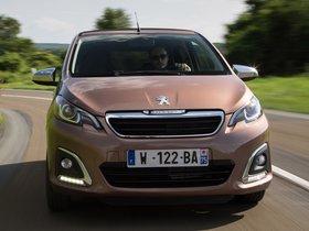 Ver foto 26 de Peugeot 108 TOP 5 puertas 2014