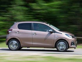 Ver foto 23 de Peugeot 108 TOP 5 puertas 2014