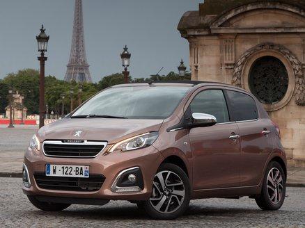 Peugeot 108 1.2 Puretech Active