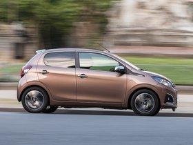 Ver foto 7 de Peugeot 108 TOP 5 puertas 2014