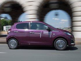 Ver foto 6 de Peugeot 108 TOP 5 puertas 2014