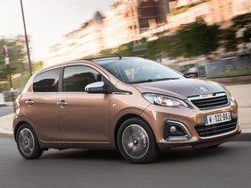 Ver foto 5 de Peugeot 108 TOP 5 puertas 2014