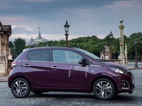 Ver foto 3 de Peugeot 108 TOP 5 puertas 2014