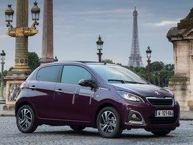 Ver foto 19 de Peugeot 108 TOP 5 puertas 2014
