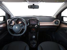 Ver foto 17 de Peugeot 108 TOP 5 puertas 2014