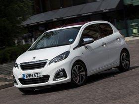 Ver foto 1 de Peugeot 108 Top! 5 puertas UK 2014